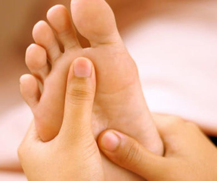 Pon tus pies en las mejores manos