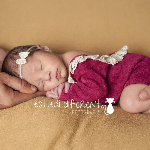 Fotógrafo de bebes Segur de Calafell