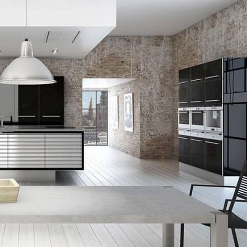 Muebles de salón: Productos y servicios de Ébano Interiorismo