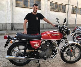 Reparación de Motos: Servicios taller de Motos Casals