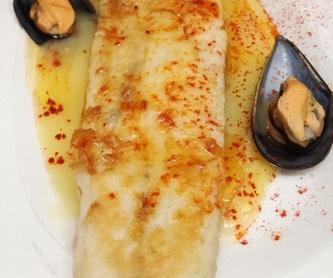 Menú diario: Menús de Restaurante Picos de Europa