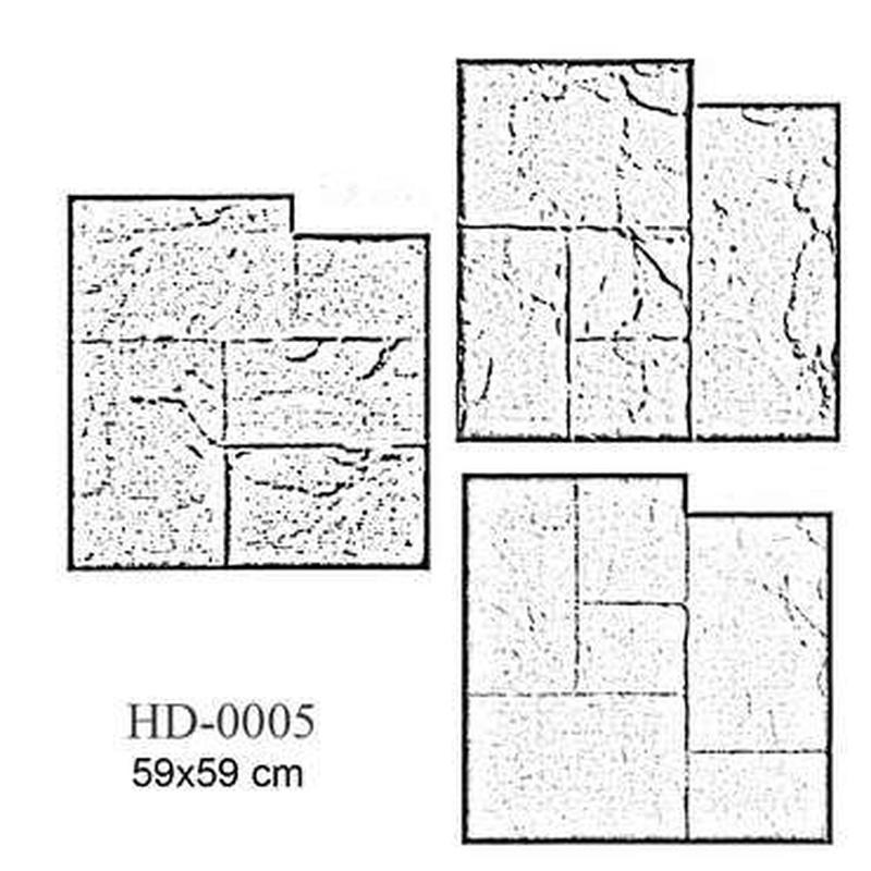 Moldes: Catálogo Pavimentos Impresos de Paviazahar, S.L.