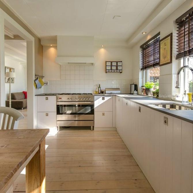 Algunas claves para comprar los muebles de la cocina