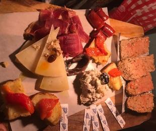 Restaurante en el Raval
