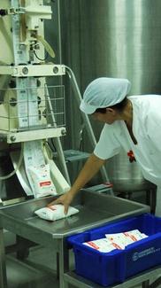 Artesanía leche fresca