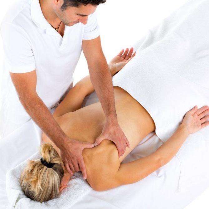 ¿Conoces el masaje sensoánimico?