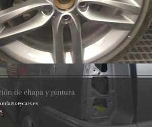 Talleres de chapa y pintura en Valdemoro - AM Factory Cars