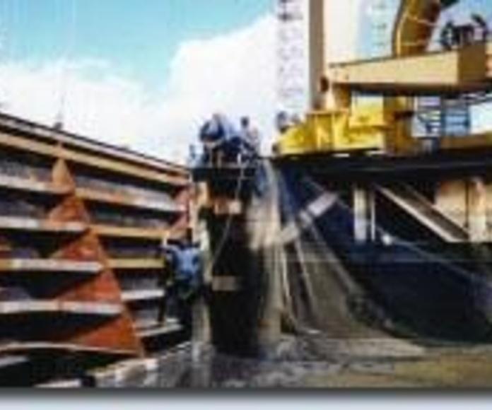 Construcción: Catálogo de Crátera Intervenciones Subacuáticas, S.L.