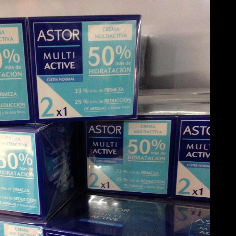Astor pack de 2