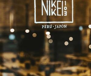 Reforma y diseño de restaurante peruano japonés en Barcelona