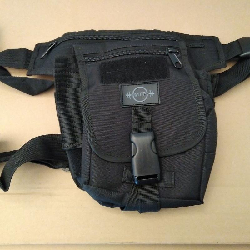 Bolso cintura-pernera: Catálogo de Izulan