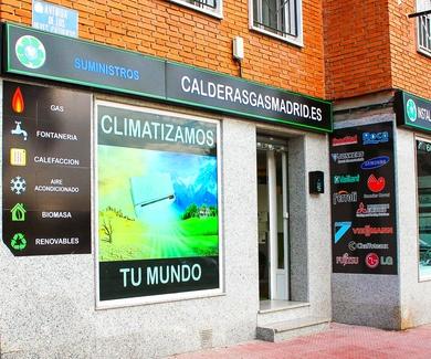 INSTALADOR DE CALDERAS EN ALCALA DE HENARES