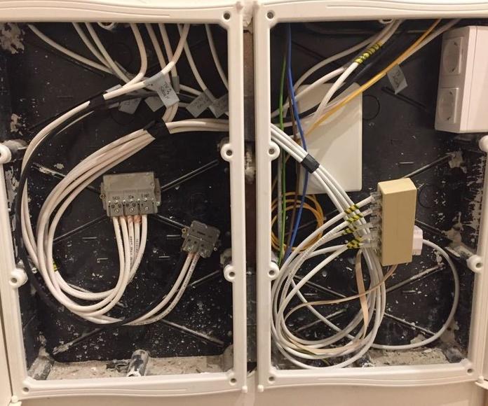 Domótica y Telecomunicaciones: Servicios de Instalaciones Eléctricas Rufer