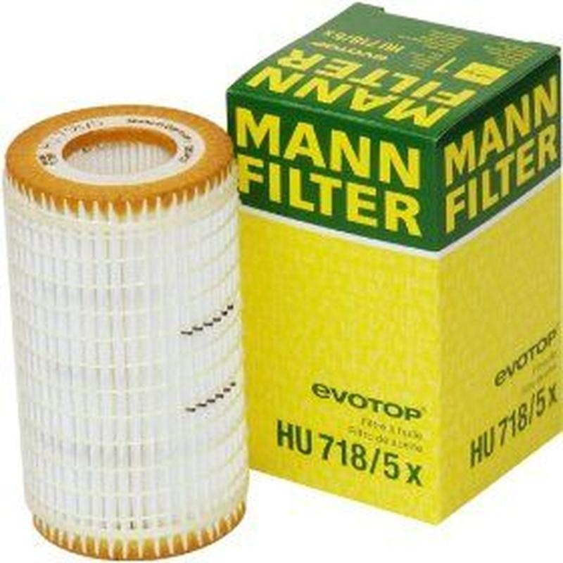 Filtros (Mann): Servicios de Carreras