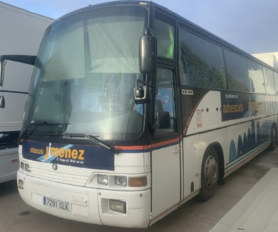 Carnet de autobús sin lista de espera en Albacete