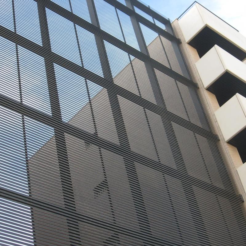 Mallorquinas y celosías: Productos y servicios de Aluminios Curvalac SL