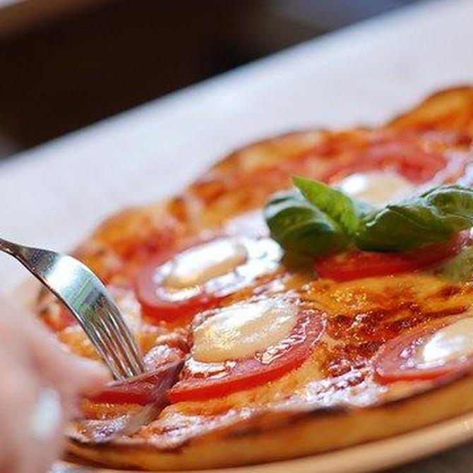 Así son algunas de las pizzas más originales