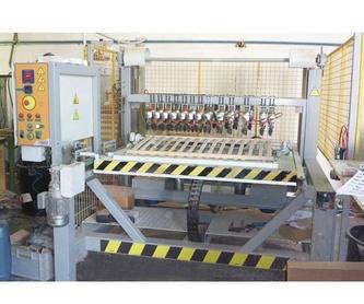 Mecanizados torneados: Productos y servicios de Torneado y Mecanizado de Madera Tnim