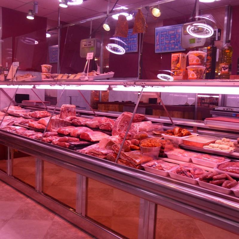 Carne de cerdo: Productos  de Carnicería Muñogalindo