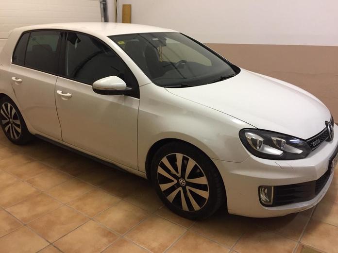 Vw Golf GTD 170 CV.: PRODUCTOS Y SERVICIOS  de Autotaxi Eliseo