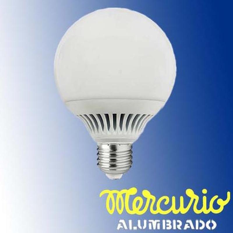 Bombilla LED Globo Asturias