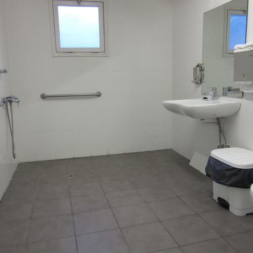 Baños habilitados para personas mayores