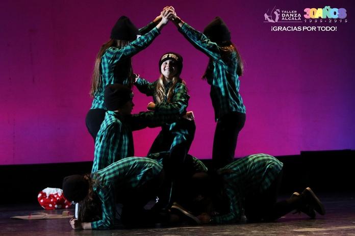 Hip hop : Actividades y horarios   de Taller de Danza de Alcalá