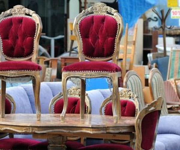 Muebles de segunda mano en Málaga