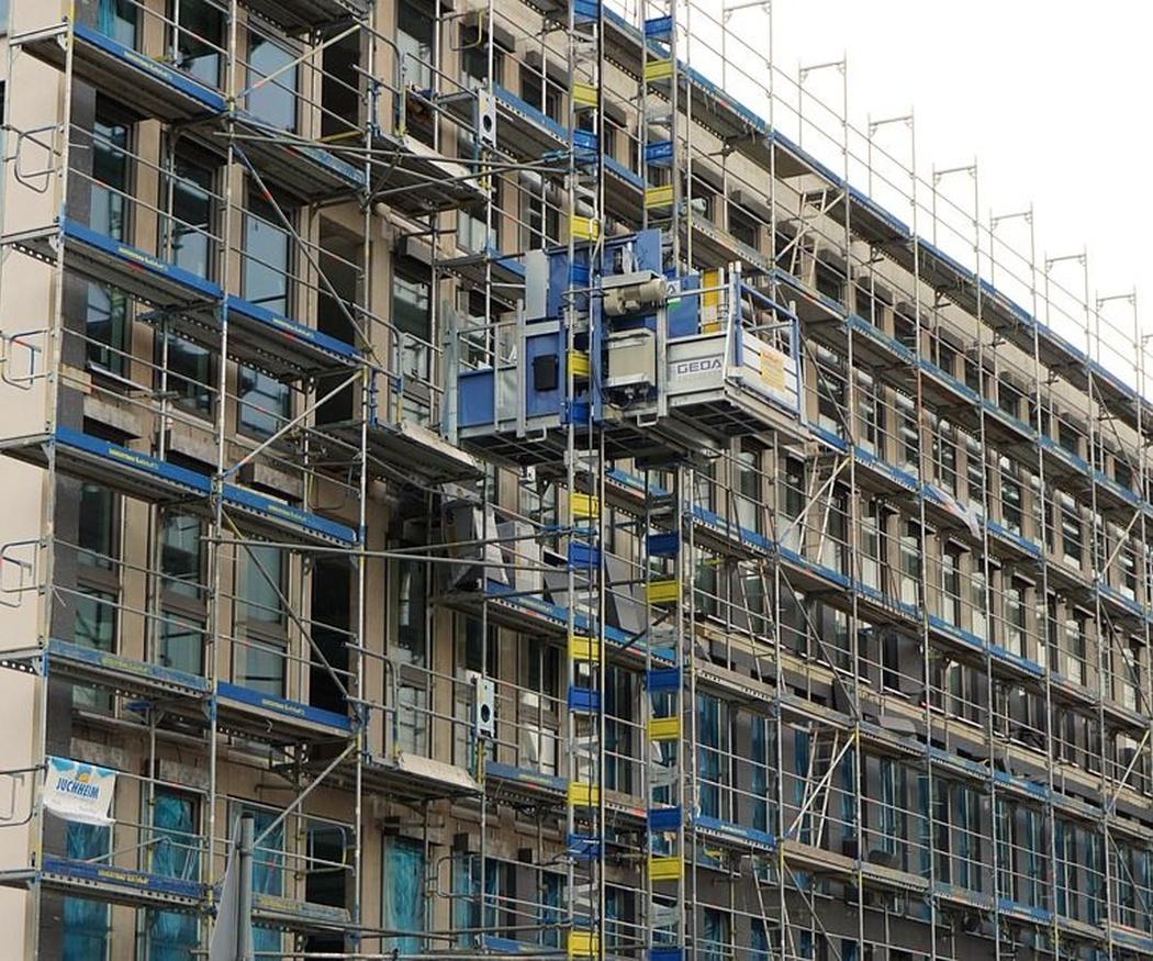 Aislamiento termoacústico de muros de fachadas