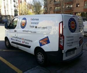 Reformas y mantenimientos en Barcelona