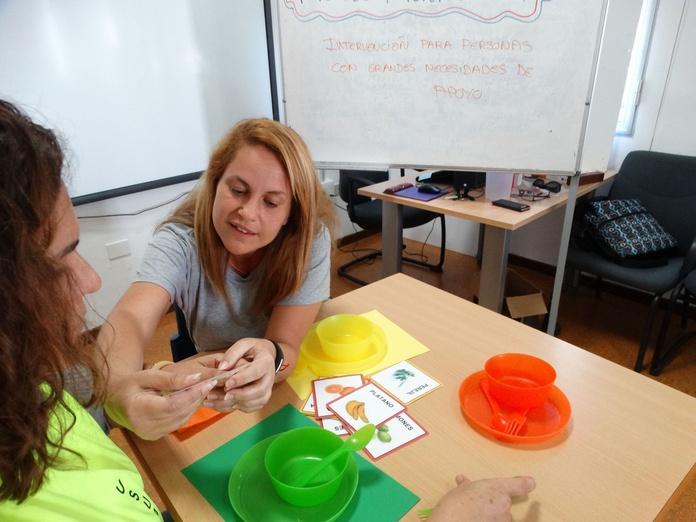 Formación en intervención cognitiva: Proyectos y Servicios de Asociación Domitila