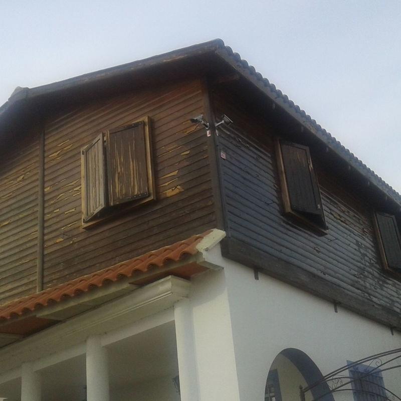Restauración casas de madera  : Servicios de IMPERGAM