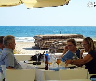 Almuerzos en Restaurante La Marina de Puçol