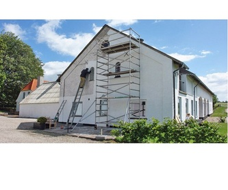 Trabajos de agua y luz: Servicios de Construcciones Oriol