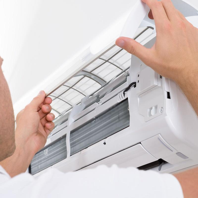 Aire acondicionado y Climatización: Qué hacemos... of INSMUN serveis