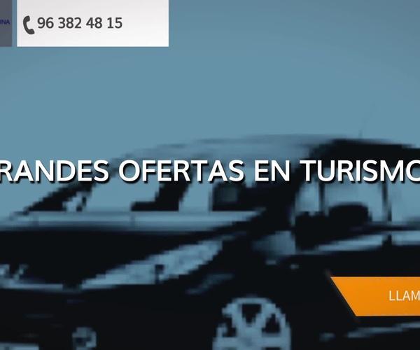 Alquiler de furgoneta en Valencia | Autos Medina