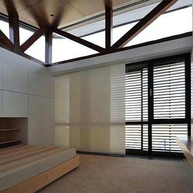 Descubre las ventajas decorativas de los paneles japonenes