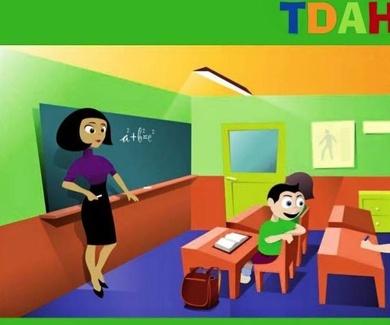 Curso para profesorado de Tratamiento del TDAH desde el ámbito educativo