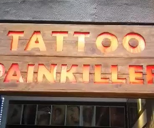 Tattoo Painkiller Studio!!!