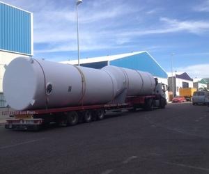 Depósitos horizontales para líquidos en Cáceres y Badajoz