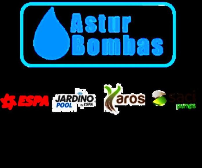 Alquiler bombas de agua Asturias