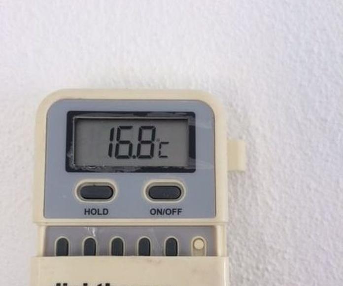 Temperatura anterior