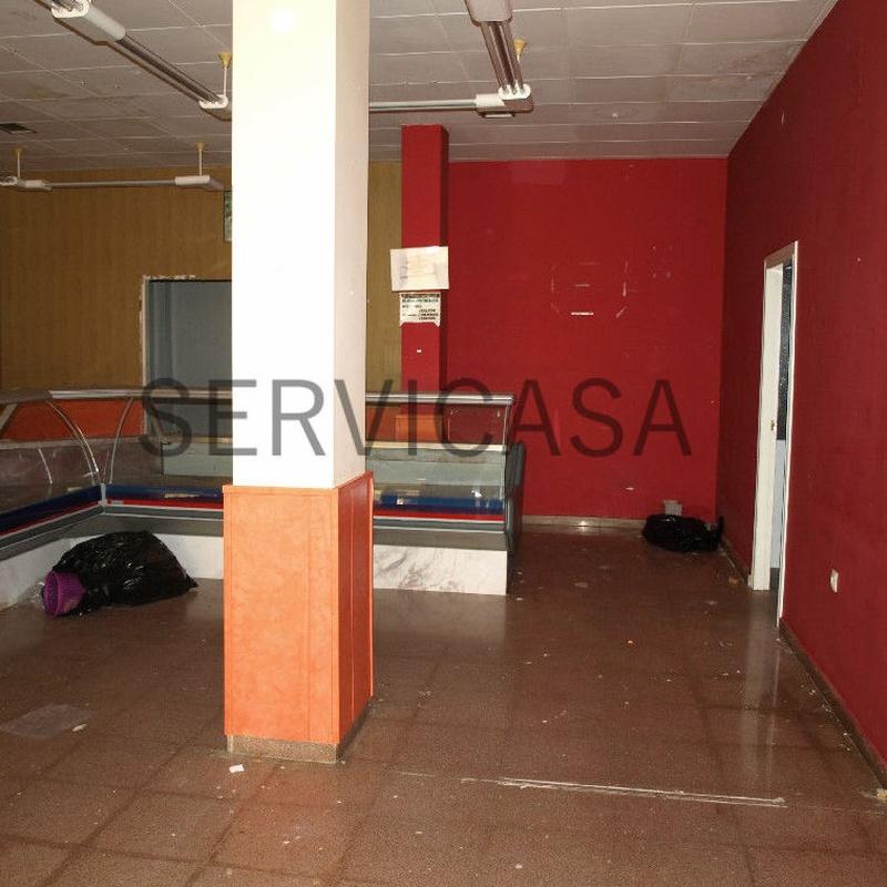 Locales en venta 120.000€: Compra y alquiler de Servicasa Servicios Inmobiliarios