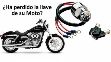 ¿Por qué necesito una llave más de mi moto?