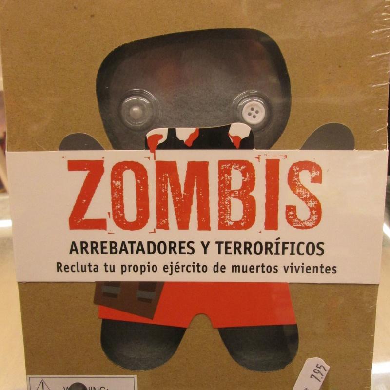 CREA ZOMBIS TERRORIFICOS