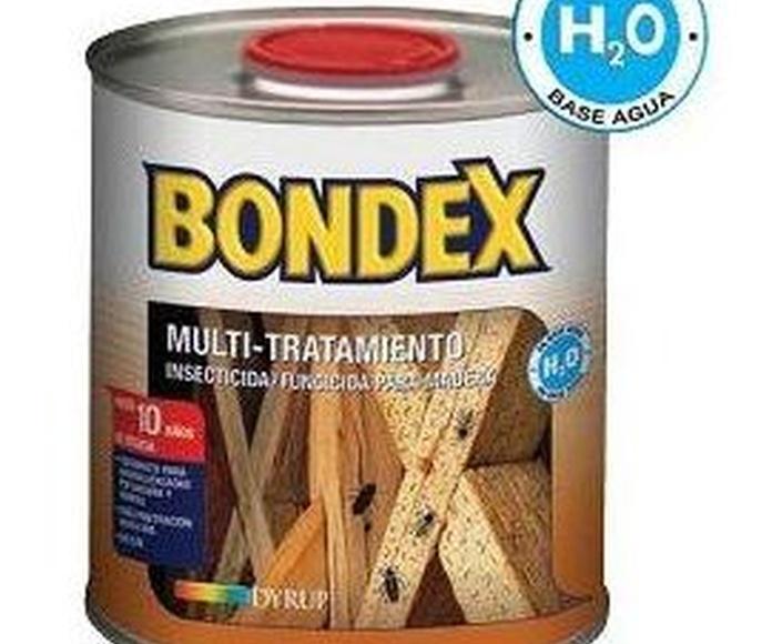 Bondex Multitratamiento 750 ml: Productos de Sucesor de Benigno González