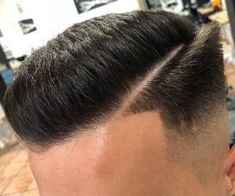 Afeitado: Servicios y cursos de Academia de Barbería David Cabello