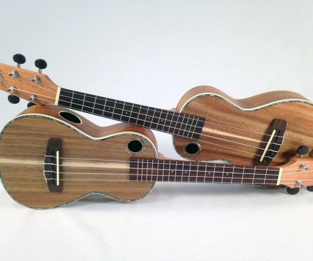 El ukelele, un instrumento original de moda
