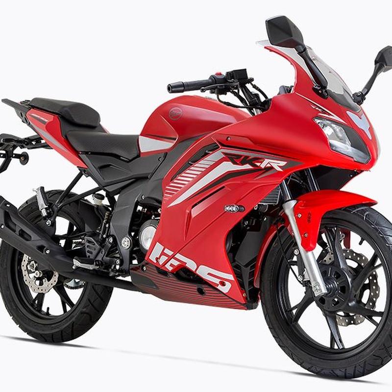RKR-125: Motos de Moto Sport Lleida