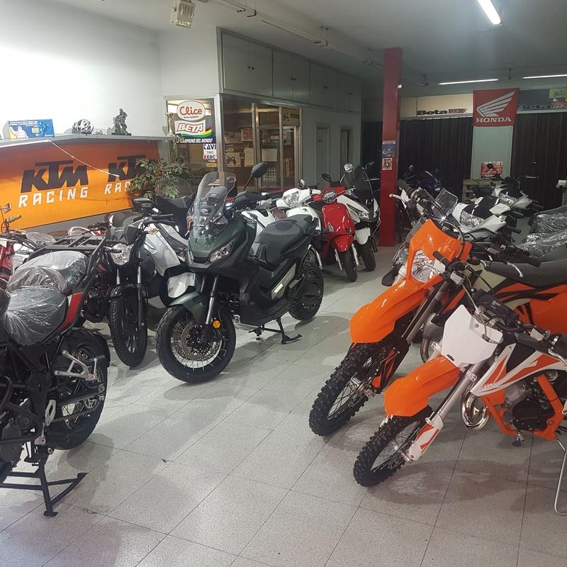 Motos nuevas: Servicios de Motos Portús